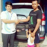 Foto Penyerahan Unit 11 Sales Marketing Dealer Mobil Daihatsu Cibitung Dea Pradita, S.Pd - - MobilNewCom