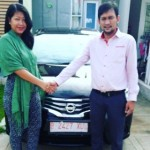 Foto Penyerahan Unit 15 Sales Marketing Mobil Dealer Nissan Ardy