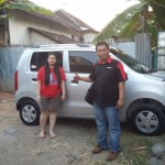 Foto Penyerahan Unit 5 Sales Marketing Mobil Dealer Suzuki Kudus Dimas Bustanul
