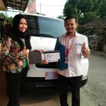 Foto Penyerahan Unit 5 Sales Marketing Mobil Dealer Suzuki Sukabumi Iim