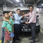 Foto Penyerahan Unit 6 Sales Marketing Mobil Dealer Nissan Ardy