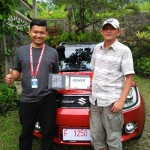 Foto Penyerahan Unit 6 Sales Marketing Mobil Dealer Suzuki Sukabumi Iim