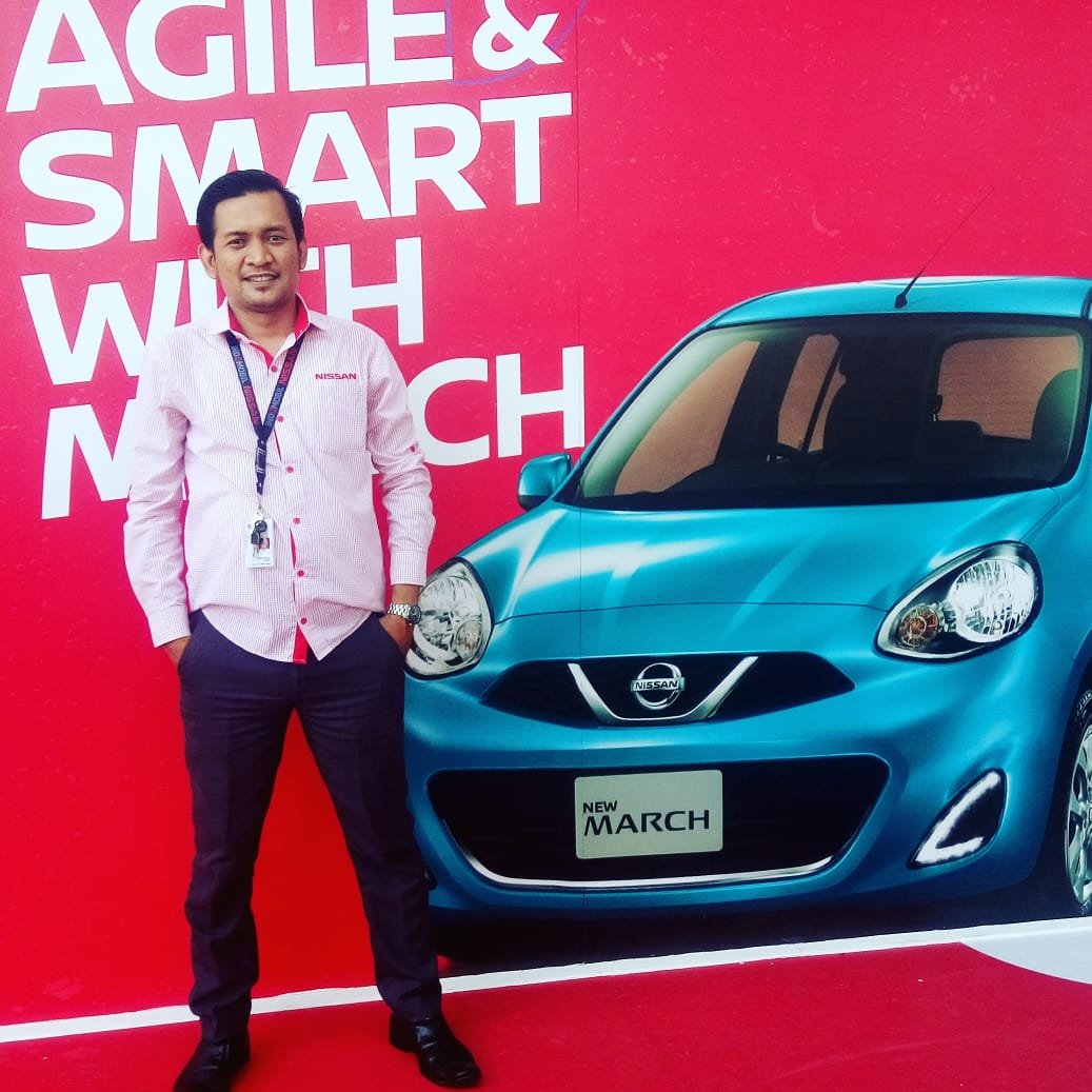 Sales Marketing Mobil Dealer Nissan Ardy