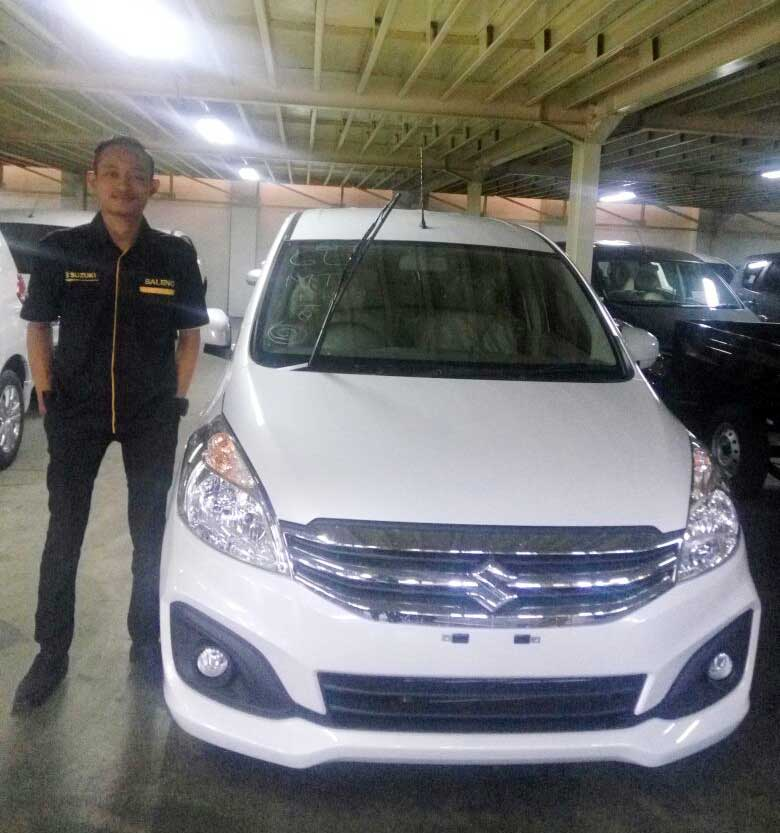 Sales Marketing Mobil Dealer Suzuki Sidoarjo Heru