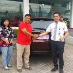 Foto Penyerahan Unit 12 Sales Marketing Mobil Dealer Honda Kuningan Eko