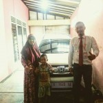Foto Penyerahan Unit 3 Sales Marketing Mobil Dealer Honda Purwokerto Choky