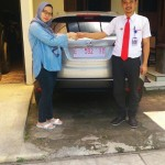 Foto Penyerahan Unit 5 Sales Marketing Mobil Dealer Honda Kuningan Eko