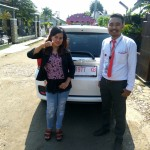 Foto Penyerahan Unit 5 Sales Marketing Mobil Honda Choky