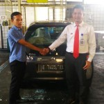 Foto Penyerahan Unit 8 Sales Marketing Mobil Dealer Honda Kuningan Eko