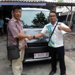 Foto Penyerahan Unit 9 Sales Marketing Mobil Dealer Daihatsu Pati Arif
