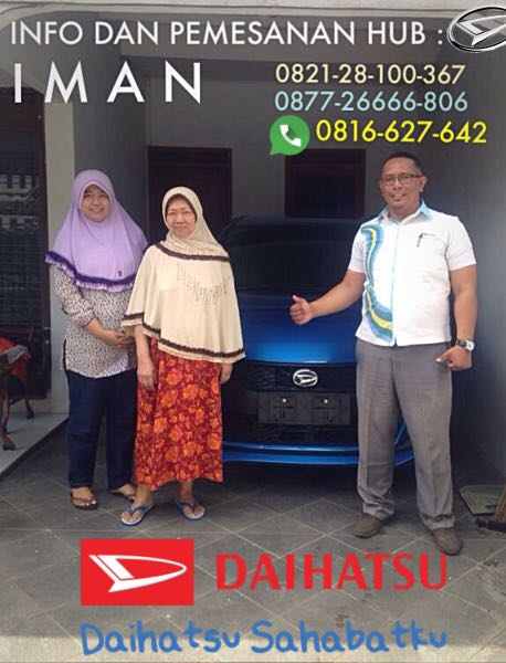 Sales Marketing Mobil Dealer Daihatsu Iman