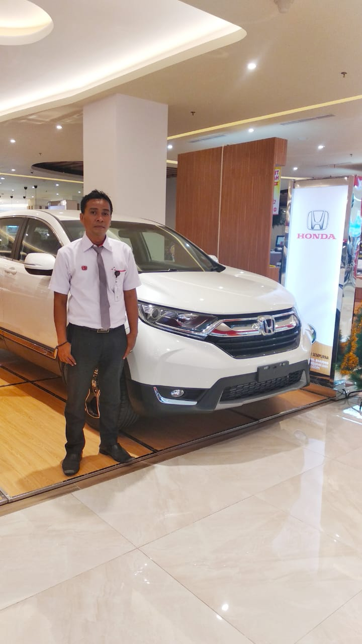 Sales Marketing Mobil Honda Sahlan