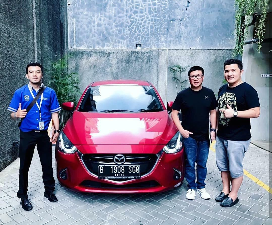 DO Sales Marketing Mobil Mazda Rahmat