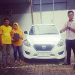 Foto Penyerahan Unit 21 Sales Marketing Mobil Dealer Mobil Nissan Datsun Tomy
