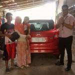 Foto Penyerahan Unit 27 Sales Marketing Mobil Dealer Mobil Nissan Datsun Tomy