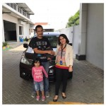 Foto Penyerahan Unit 5 Sales Marketing Mobil Dealer Datsun Idah