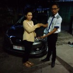Foto Penyerahan Unit 6 Sales Marketing Datsun Arya