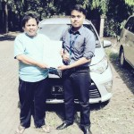 Foto Penyerahan Unit 6 Sales Marketing Mobil Dealer Toyota Pondok Indah Rozy