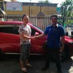 Foto Penyerahan Unit 6 Sales Marketing Mobil Mazda Jember Veny