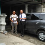 Foto Penyerahan Unit 7 Sales Marketing Mobil Dealer Datsun Kediri Sandi