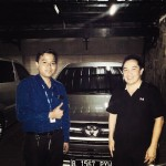 Foto Penyerahan Unit 8 Sales Marketing Mobil Dealer Toyota Pondok Indah Rozy