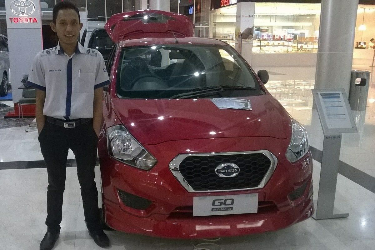 Sales Marketing Datsun Arya