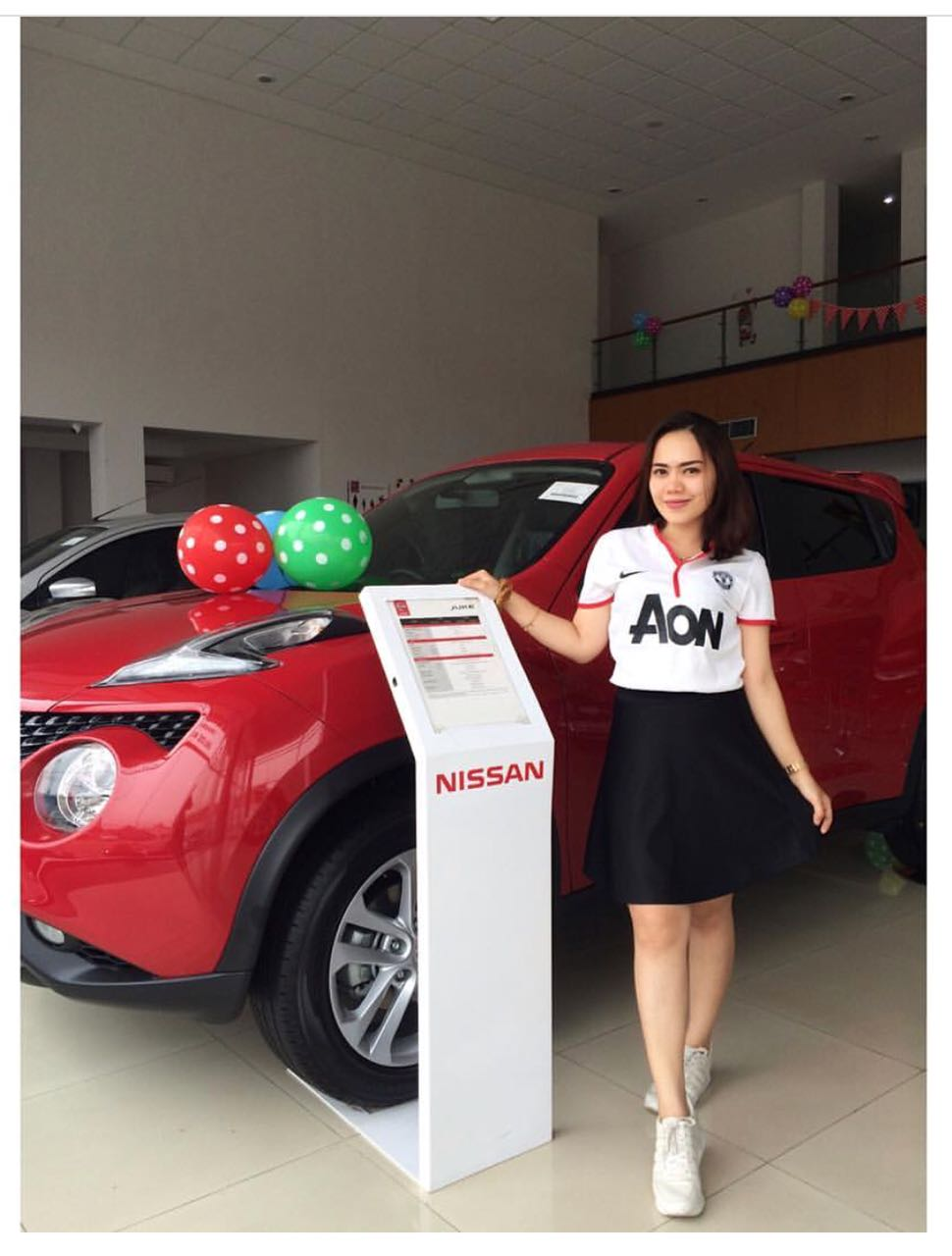 Sales Marketing Mobil Dealer Datsun Idah