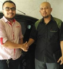 Sales Marketing Mobil Dealer Datsun Purwakarta Kang Aang