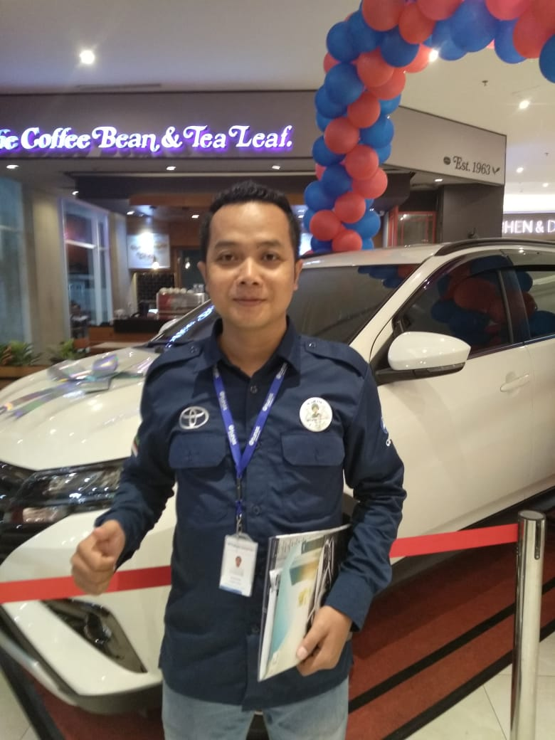 Sales Marketing Mobil Dealer Toyota Munakim