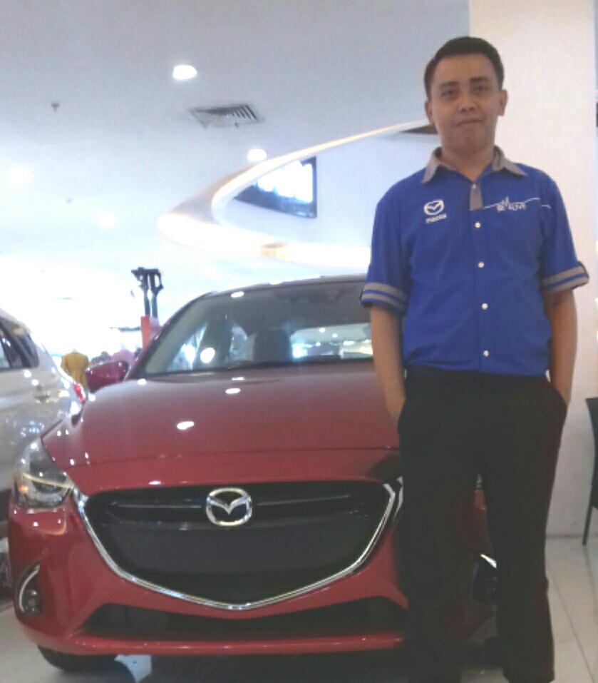 Sales Marketing Mobil Mazda Budi