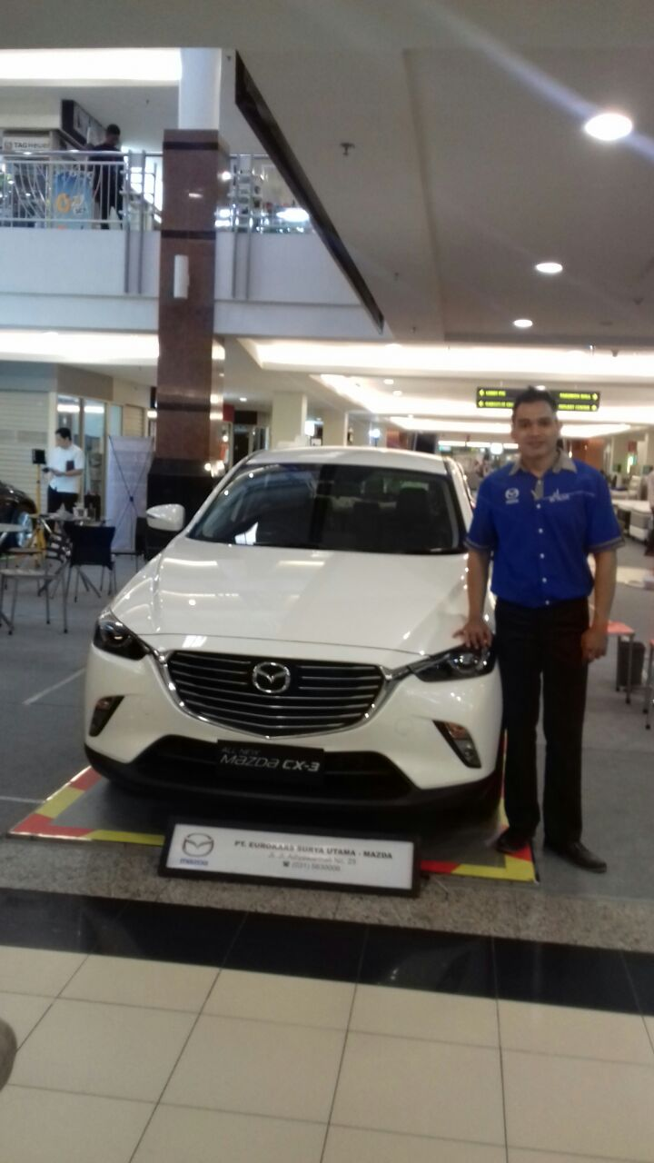 Sales Marketing Mobil Mazda Surabaya Donny