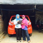 Foto Penyerahan Unit 18 Sales Marketing Mobil Dealer Daihatsu Tuban Citra