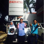 Foto Penyerahan Unit 25 Sales Marketing Mobil Dealer Daihatsu Tuban Citra
