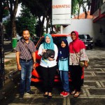 Foto Penyerahan Unit 28 Sales Marketing Mobil Dealer Daihatsu Tuban Citra