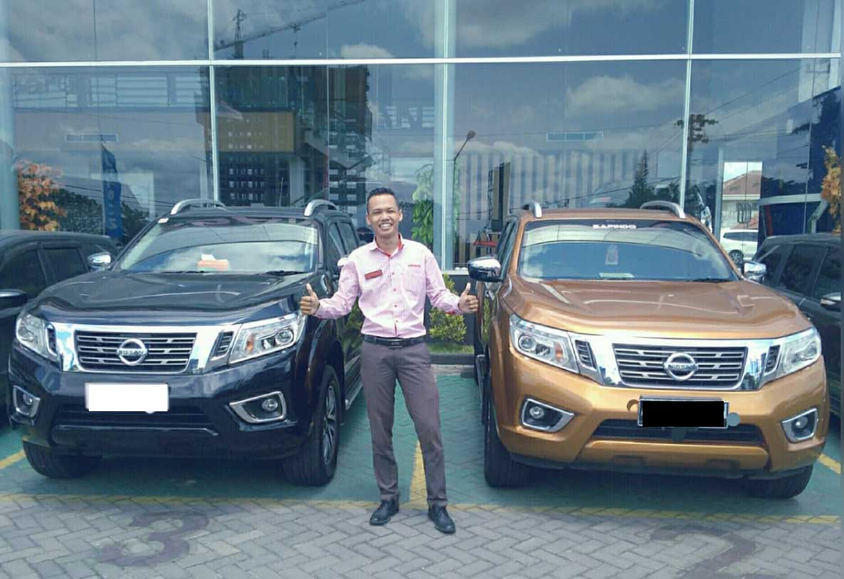 Sales Marketing Mobil Dealer Datsun Dimas