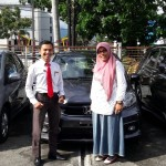 Foto Penyerahan Unit 15 Sales Marketing Mobil Dealer Honda Padang Jaya