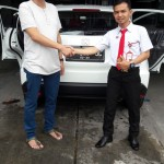 Foto Penyerahan Unit 4 Sales Marketing Mobil Dealer Honda Padang Jaya