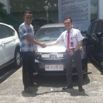 Foto Penyerahan Unit 8 Sales Marketing Mobil Dealer Honda Padang Jaya