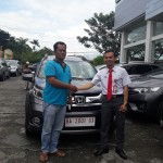 Foto Penyerahan Unit 9 Sales Marketing Mobil Dealer Honda Padang Jaya