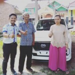 DO 5 Sales Marketing Mobil Nissan Gagah