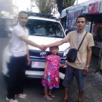 Foto Penyerahan Unit 1 Sales Marketing Mobil Dealer Toyota Jember Hadi Toyota