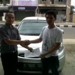 Foto Penyerahan Unit 7 Sales Marketing Mobil Dealer Nissan Karawang Galih