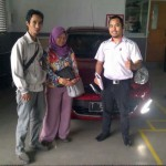 Foto Penyerahan Unit 8 Sales Marketing Mobil Dealer Nissan Karawang Galih