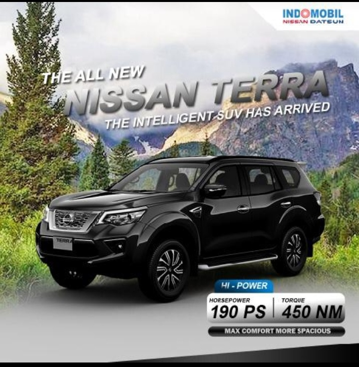 Nissan Terra By Arie