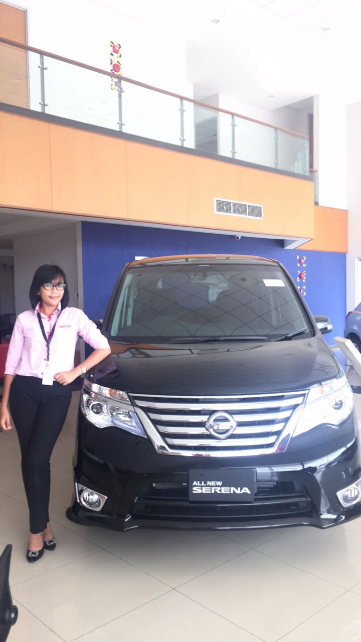 Sales Marketing Mobil Dealer Nissan Purwakarta Cindy