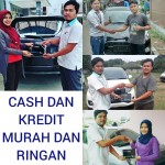 Foto Penyerahan Unit 2 Sales Marketing Mobil Dealer Daihatsu Aris