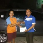 Foto Penyerahan Unit 6 Sales Marketing Mobil Dealer Suzuki Kalimalang Endang