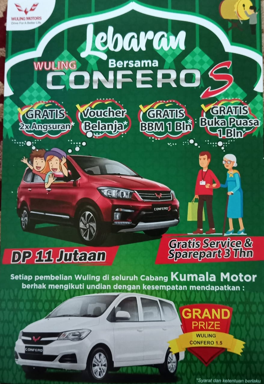 Promo 1 By Wuling