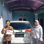 Foto Penyerahan Unit 11 Sales Marketing Mobil Toyota Erna
