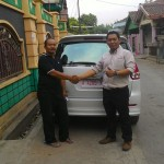 Foto Penyerahan Unit 6 Sales Marketing Mobil Dealer Suzuki Kudus Dimas Bustanul